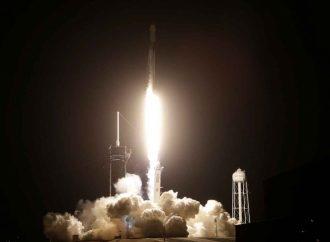 ¿Te lo perdiste? Revive el lanzamiento de SpaceX con cuatro astronautas