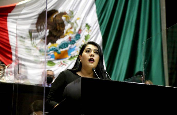 Uno de cada siete policías contrae Covid-19, urge vacunarlos: Esmeralda Moreno del PES