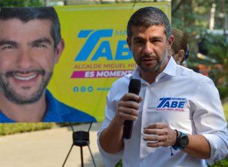 Mauricio Tabe pide moche a trabajadores del Congreso CDMX