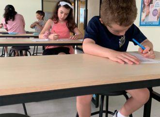 Metodo Kumon apoya habilidades de niños para estudiar en medio de la pandemia