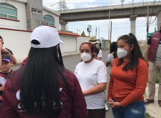 Gaby Gamboa: Cámaras de vigilancia en todo Metepec