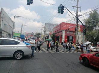 Dejan sin agua a vecinos de la Álvaro Obregón