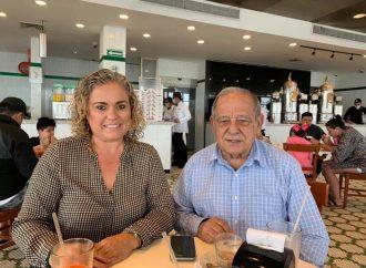 Militancia de Morena rechaza a su candidata a la alcaldía de Alvarado, Veracruz