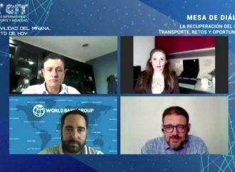 Sobrevivencia, el mayor reto del sector transporte tras la pandemia: Jesús Padilla Zenteno