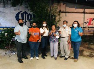 Vamos a recuperar los mantos acuíferos: Guadalupe Tiro