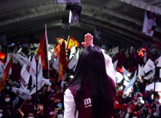 """""""El cambio verdadero y la esperanza seguirán gobernando Metepec!"""": Gaby Gamboa"""