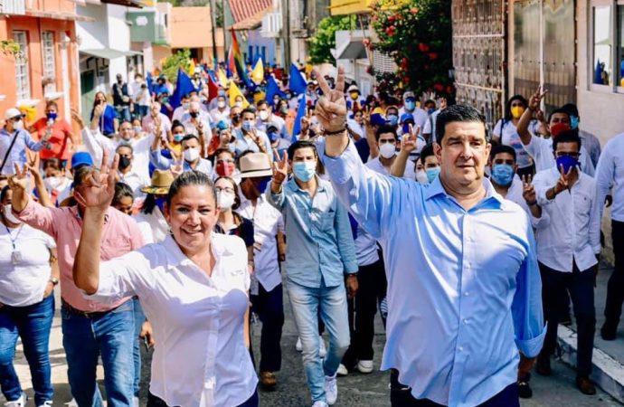 Buscan dar madruguete en Alvarado, Veracruz para quitarle el triunfo a Tavo Ruiz