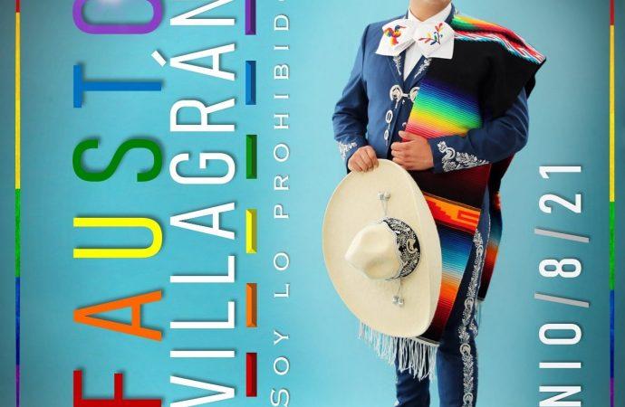 Fausto Villagrán dedica nueva producción ranchera a la comunidad LGTBTTTI+