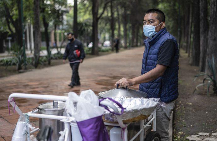 Perfila Congreso capitalino ordenar ambulantes de Polanco