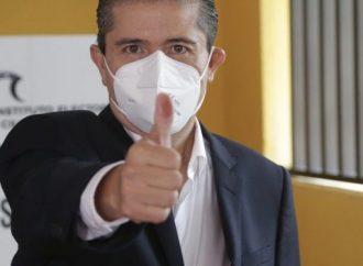 Desea Giovani Gutiérrez que elecciones se den en orden y calma