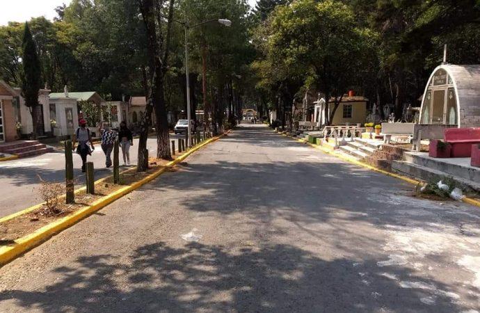 XOCHIMILCO PERMITIRÁ ACCESO A PANTEONES POR DÍA DEL PADRE