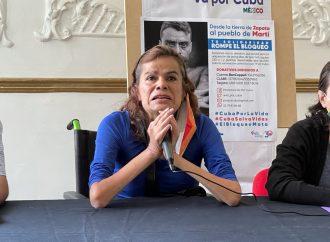 Lanza Promotora va por Cuba campaña para adquirir jeringuillas y material médico para la isla