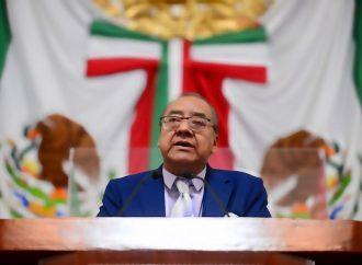 No habrá distracciones en la CDMX por la carrera presidencial: diputado local