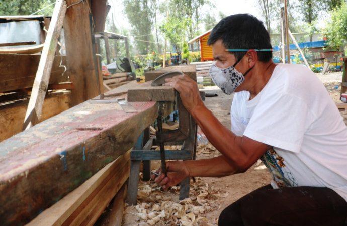 CONSTRUCCIÓN DE TRAJINERAS:  ARTE QUE SE MANTIENE VIVO EN XOCHIMILCO