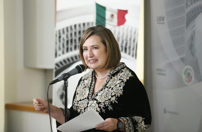Xóchitl Gálvez quiere ser jefa de gobierno de la CDMX en 2024