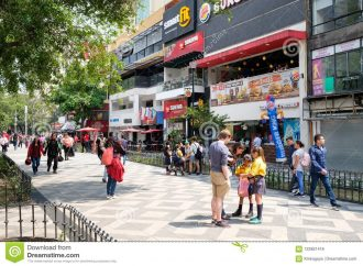 Promete Sandra Cuevas convertir a la Zona Rosa en la 'Quinta Avenida' de la CDMX