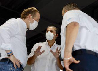 Giovani Gutiérrez pide más coordinación para combatir inseguridad en la CDMX