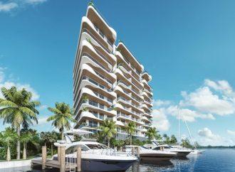Monaco Yacht Club & Residences, el suntuoso edificio con marina privada estará terminado este año