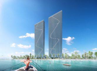 Aria Reserve, las dos torres gemelas más grandes en los Estados Unidos llegan a Miami