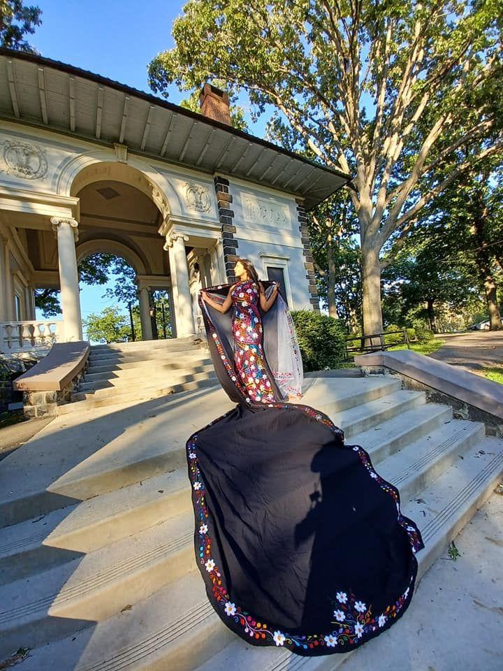 La Virgen María como modelo de devoción durante la semana de la moda en Nueva York