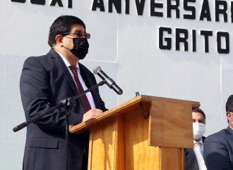 Carlos Acosta resalta principios de la 4T