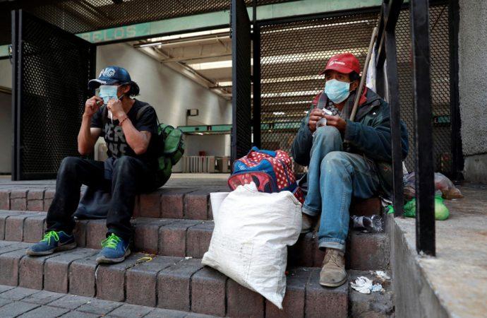 Empleo, escaso en la capital