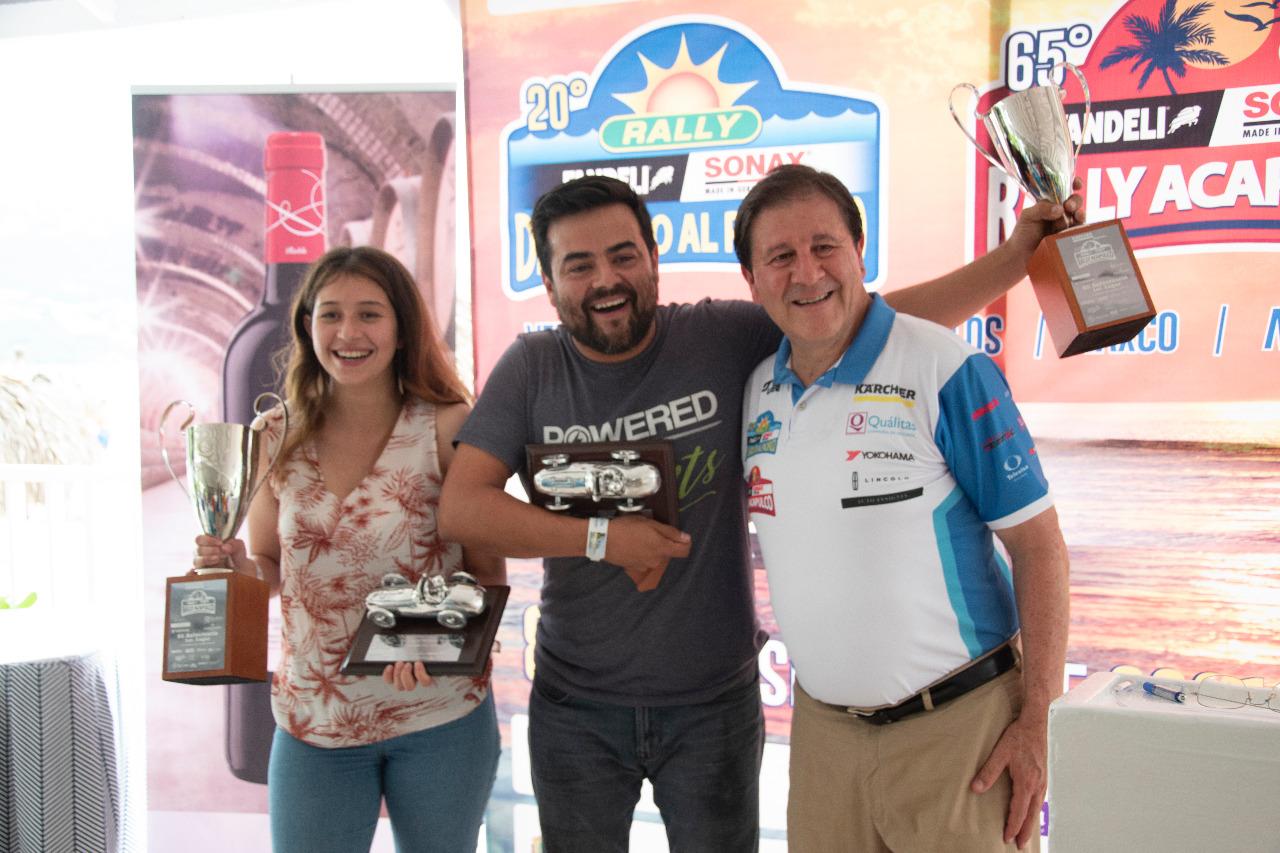 La combinación del Rally del Golfo al Pacífico y Rally Acapulco fue exitosa y será igual en 2022