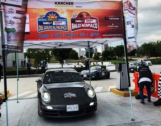 Llegan a su fin el 20º Rally Fandeli Sonax del Golfo al Pacífico y el 65º Rally Fandeli Sonax Acapulco